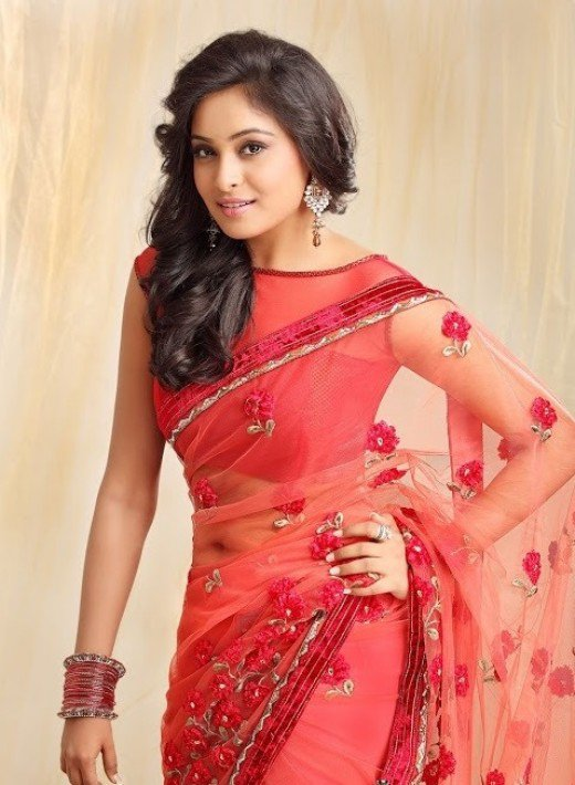 How to Drape Saree for Short Height