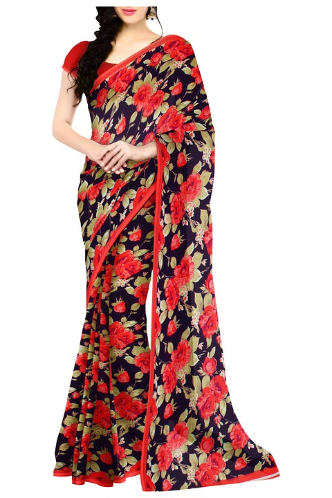 Top New Saree Styles