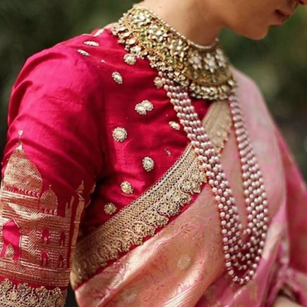 Heavy Saree for Your Wedding