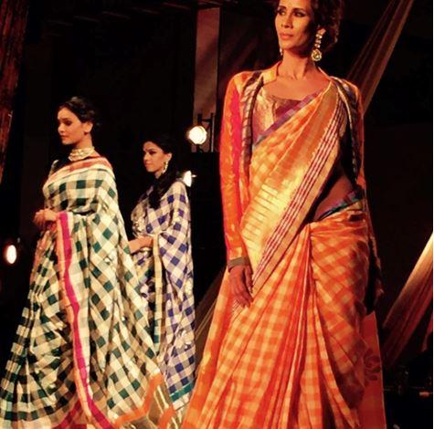 Saree Design by Manish Malhotra