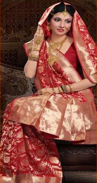 Banarasi Saree for Wedding