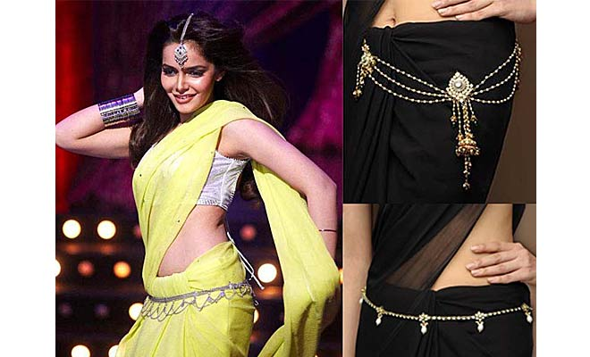 How to Wear Saree to Look Hot?