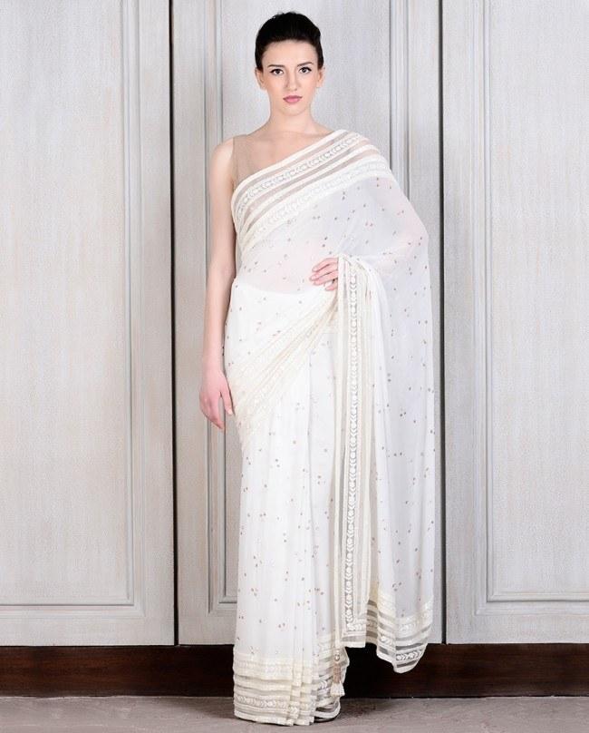 Saree Designs by Manish Malhotra