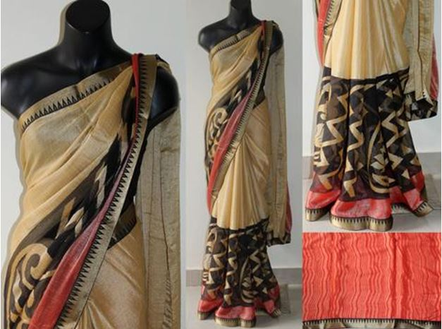 Saree Border Design