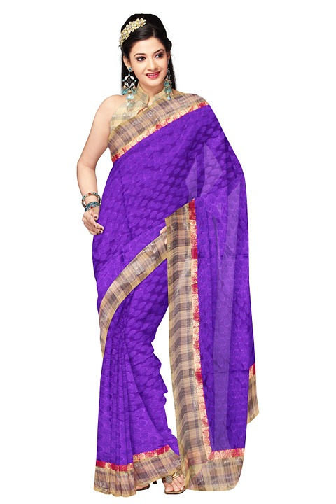 How to Wear a Silk Saree