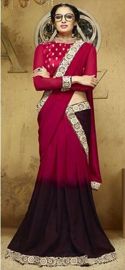 Lehenga Saree Blouse Neck Designs