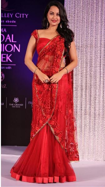 Saree Draping Styles to Look Slim