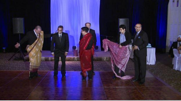 Saree Dress Up Games for Indian Wedding