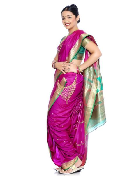 Wear Kachche Saree